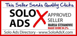 Solo Ads X Approved Seller